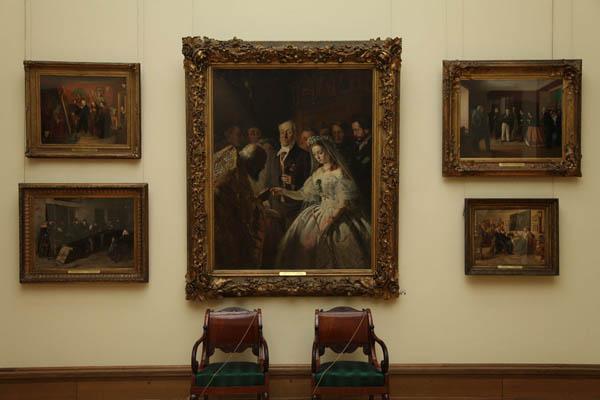 Пешеходная экскурсия «Москва художников и меценатов» + посещение Третьяковской галереи