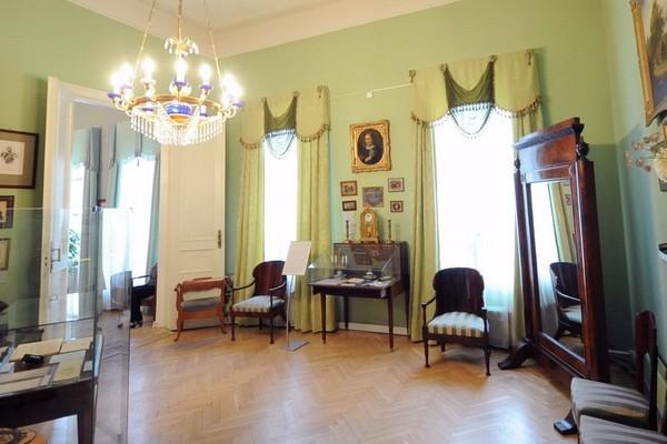 Дом-музей Тургенева
