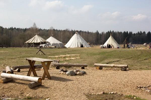 Этнопарк «Кочевник» в Хотьково: адрес, фото, цены, как добраться