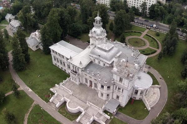 Усадьба «Грачевка» в Ховрино