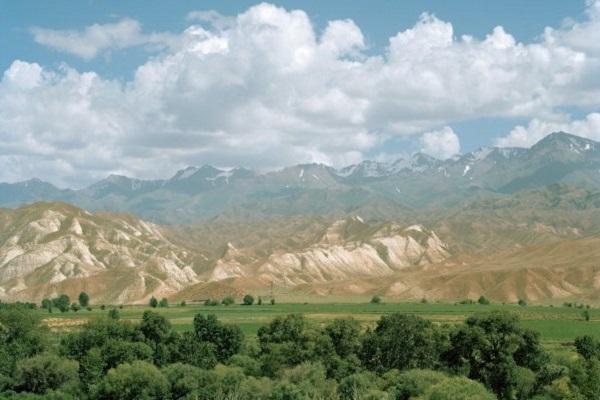 Фотовыставка «Между небом и озером Иссык-Куль»