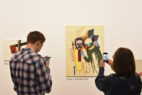 Выставка «Московский альбом»