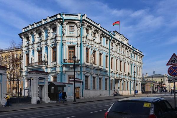Усадьба Румянцева-Задунайского