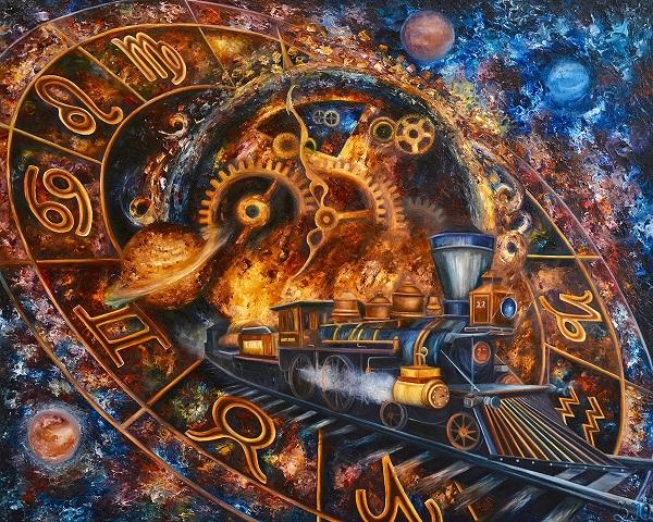 Выставка картин «Зачарованный мир. Метаморфозы»