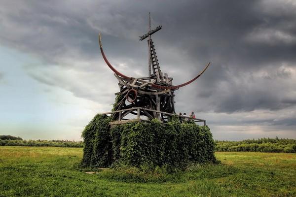 Арт-парк «Никола-Ленивец»