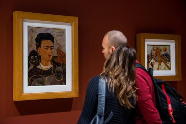 Выставка «Viva la Vida. Фрида Кало и Диего Ривера. Живопись и графика из музейных и частных собраний»