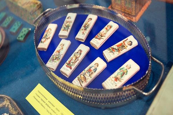 Выставка «История русского шоколада»
