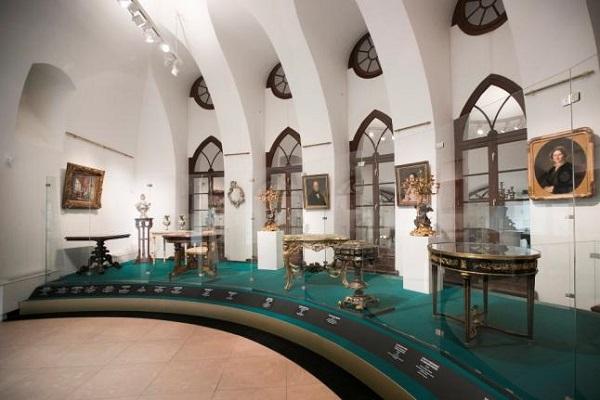 Выставка русского интерьера «От барокко до минимализма»