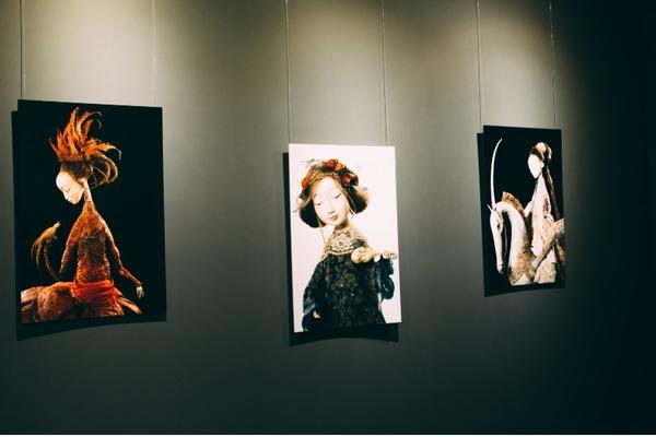 Выставка бронзовых скульптур и авторских кукол «Ульгер»