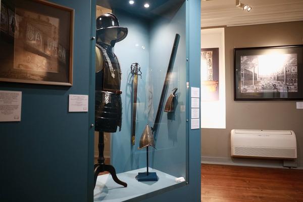 Выставка «Вехи ратной истории»