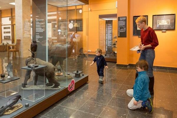 День всех влюбленных в Дарвиновском музее 2019