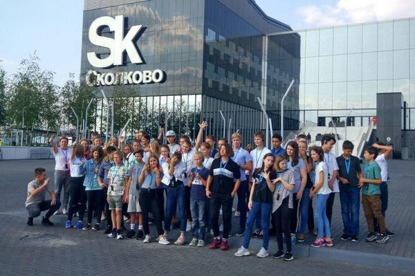 Обзорная экскурсия в Инновационный центр «Сколково»