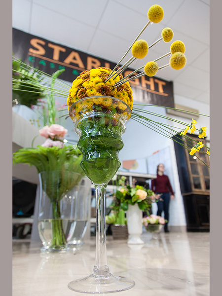 Цветочная компания Starlight