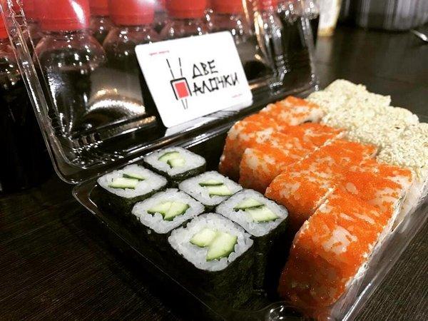 Ресторан суши «Две палочки» в Москве