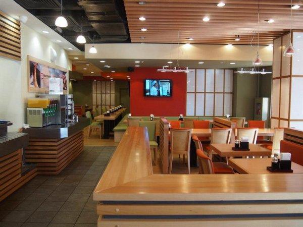 Ресторан суши «Марукамэ» в Москве
