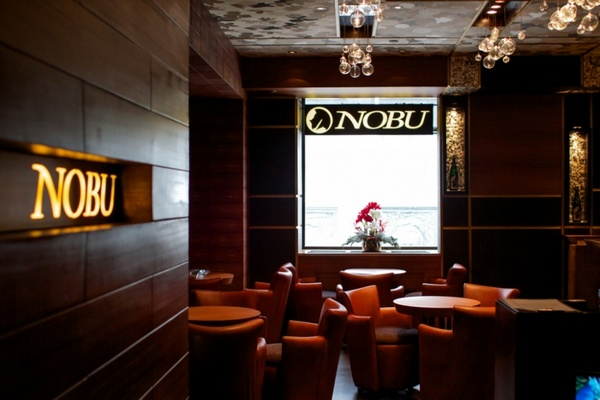 Ресторан суши «Nobu» в Москве