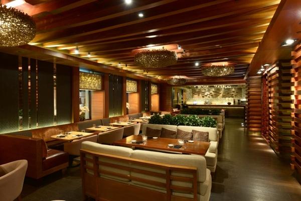Ресторан суши Nobu в Москве