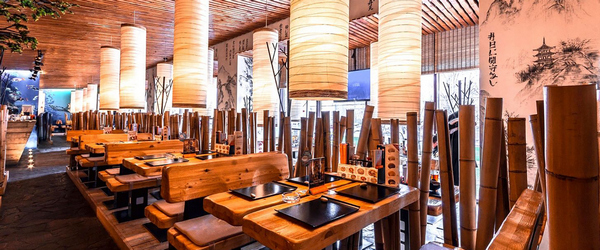 Ресторан суши «Тануки» в Москве