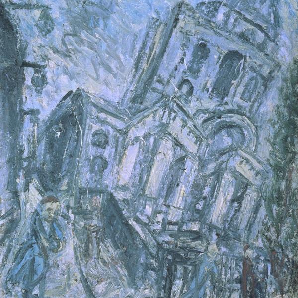 Выставка картин «Фрэнсис Бэкон, Люсьен Фрейд и Лондонская школа»
