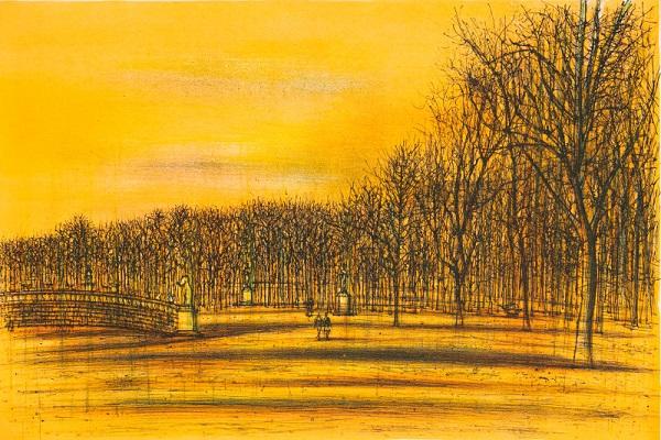 Выставка картин «Любовь в Париже»