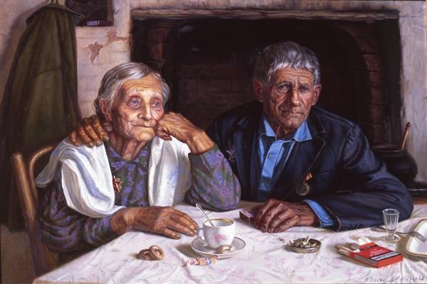 Выставка картин «России славные сыны»