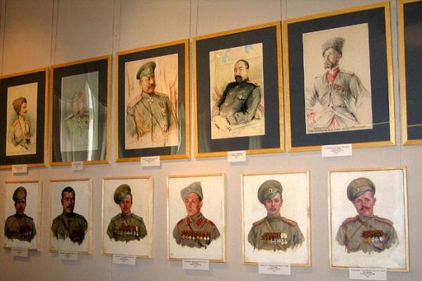 Выставка «Когда мы были на войне. Семейный альбом в память Великой войны»
