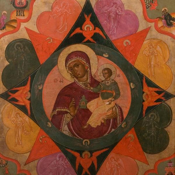 Выставка «Образы огня в христианском искусстве»
