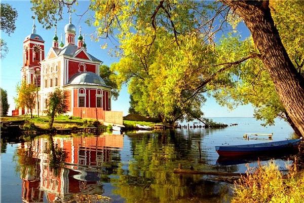 Выставка «Переславские были: национальный парк «Плещеево озеро»»