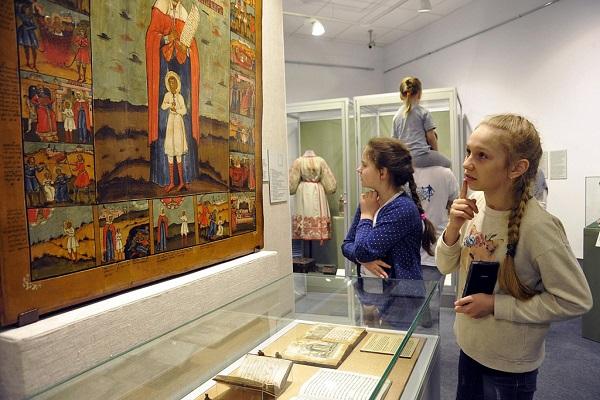 Бесплатные мероприятия на 8 Марта в музеях Москвы