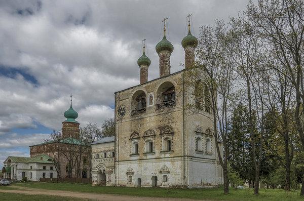 Однодневная автобусная экскурсия «Углич и Борисоглебский монастырь» от компании «Московские переулки»