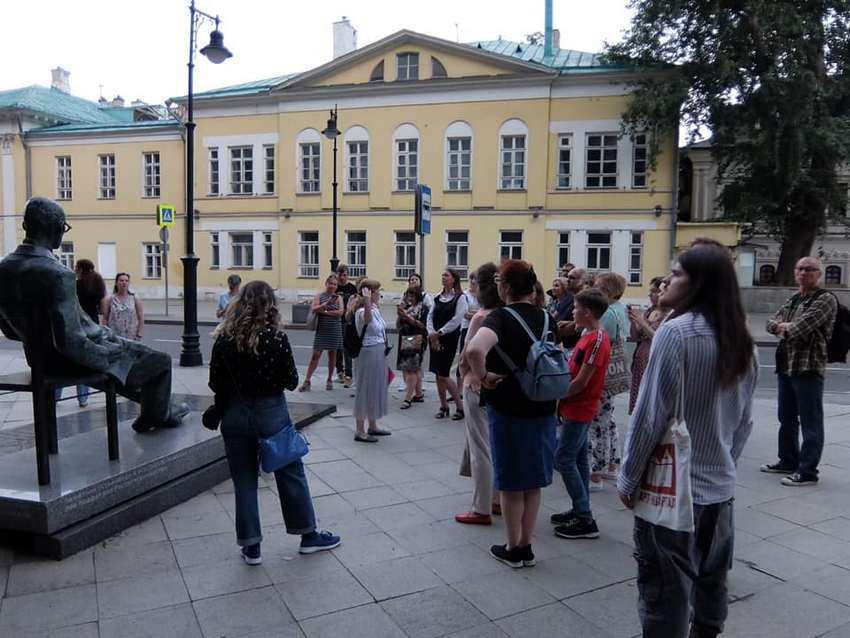 Бесплатная экскурсия «Тайны Мясницкой» от компании «Твоя Москва»