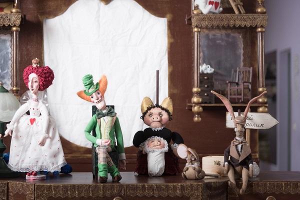 Весенний фестиваль кукольных театров