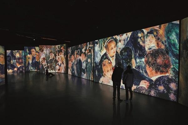 Мультимедийная выставка «Французский импрессионизм»