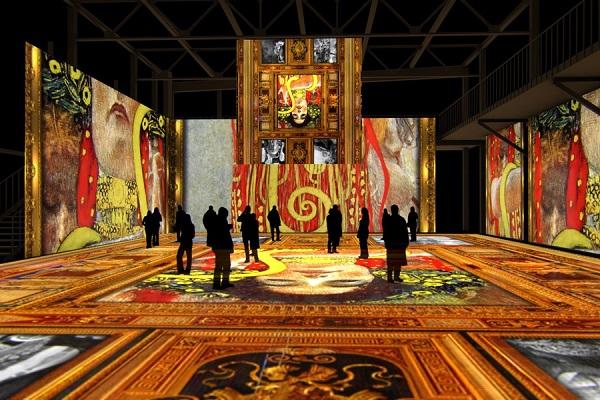 Выставка «Густав Климт. Золото модерна»