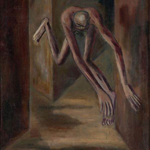 Выставка картин Бориса Голополосова «Головой о стену»