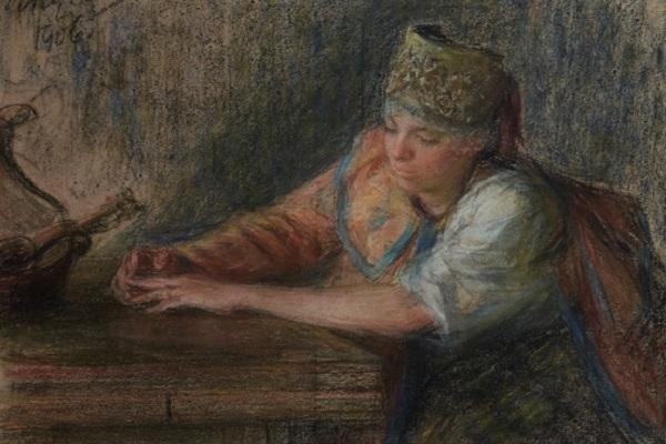 Выставка картин «Великие русские художники»