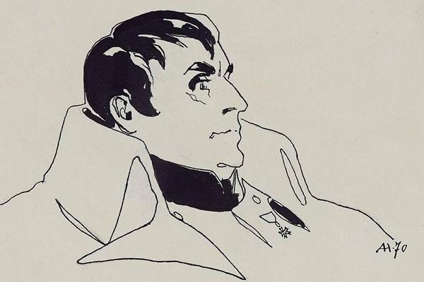 Выставка «Наполеон Бонапарт и Лев Толстой в поисках величия»