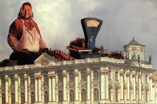 Выставка «Новое прошлое Тамары Стофферс»