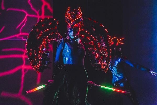 Выставка «Огненные театры»