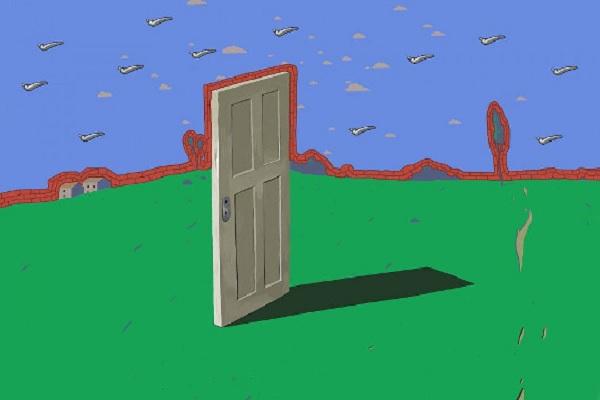 Выставка картин Андрея Клименко «Под небом голубым…»