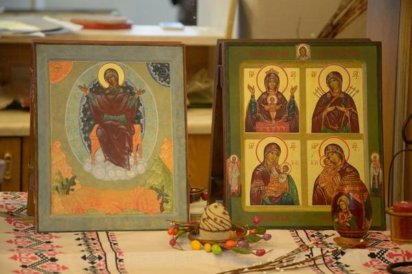 Пасхальная выставка «Благовест»