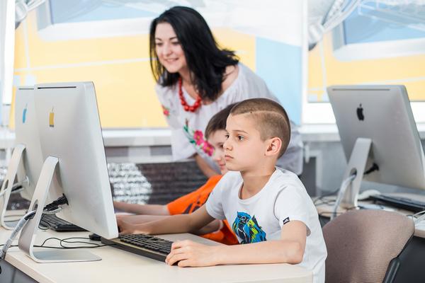 Мастер-класс «Создание компьютерных игр» в Компьютерной Академии ШАГ