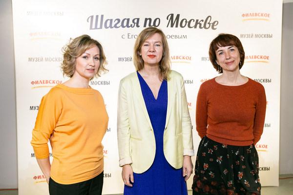 Музей Москвы и бренд «Филёвское» выпустили третий аудиогид из серии «Шагая по Москве с Егором Бероевым»