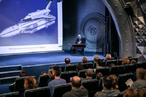 Встреча с Александром Лавейкиным «Спроси космонавта!»