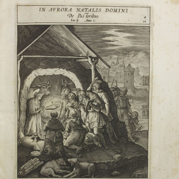 Выставка «Евангелие Иеронима Наталиса. Первое издание»