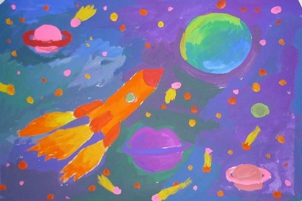Выставка «Фантастический мир – космос»