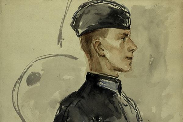 Выставка «Фронтовой портрет. Судьба солдата»