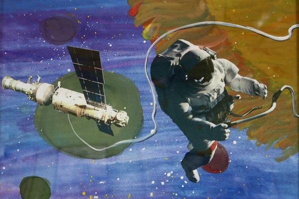 Выставка «Манящая тайна вселенной»