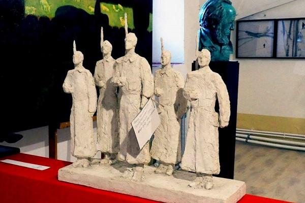 Выставка «Монументальное искусство»