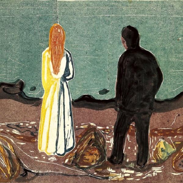 Выставка произведений Эдварда Мунка
